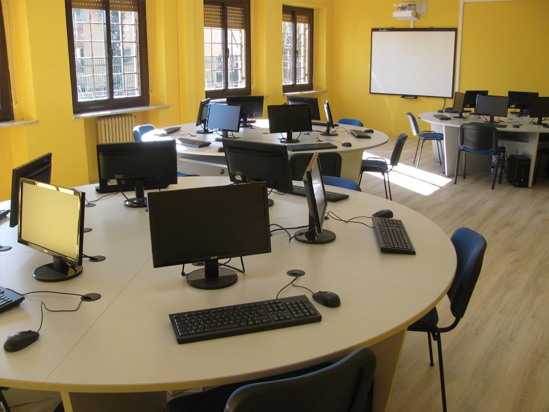 Nuovo laboratorio multimediale